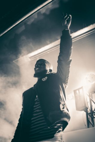 Tory Lanez Takes Off at Saint Andrews Hall