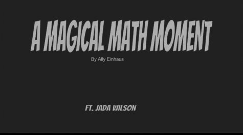 A Magical Math Moment!