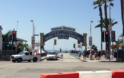 Santa Monica Bridge