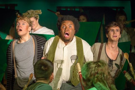 Peter and the Starcatcher Sails to Success