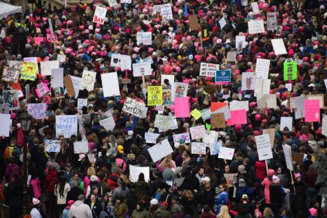 Women's March: Let Voices be Heard
