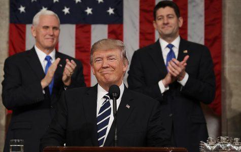 Trump's First Speech to Congress