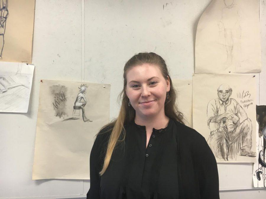 Former Student Cassidy Moravy-Penchansky Returns to CHS