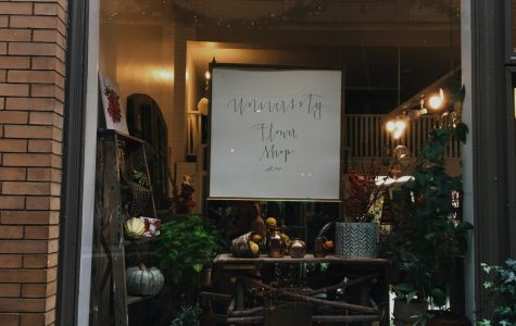 Shopping at Home for the Holidays: University Flower Shop