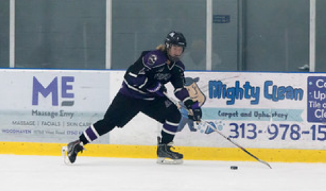 Covey Hurd Prepares for Hockey Season