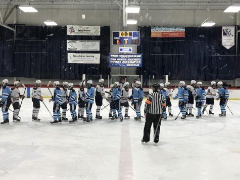 Men's Varsity Hockey- Skyline vs. Skyline