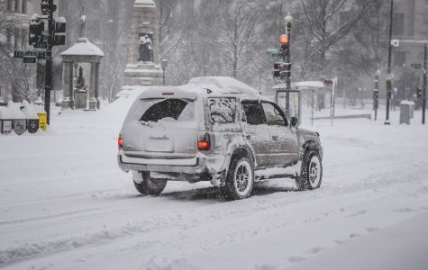 Five Tips for Driving in Snow