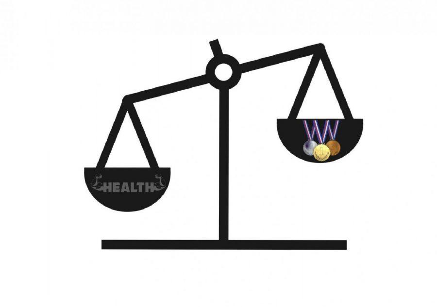 Medals Over Morals No More